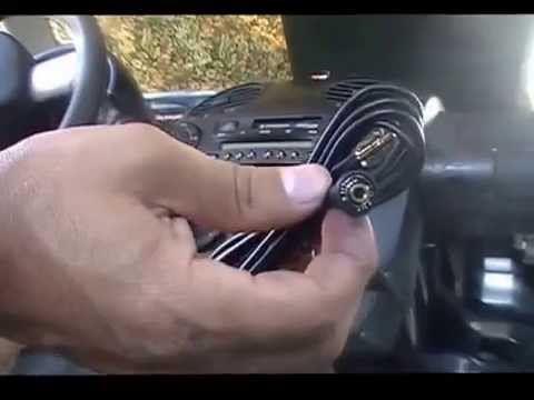 Volkswagen Beetle Radio Auxiliary Audio Input Mp3 Aux