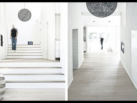 White House Interior : A White House in Copenhagen by NORM Architects