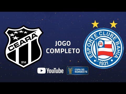 AO VIVO: Ceará x Bahia | 4ª rodada | Copa do Nordeste 2020
