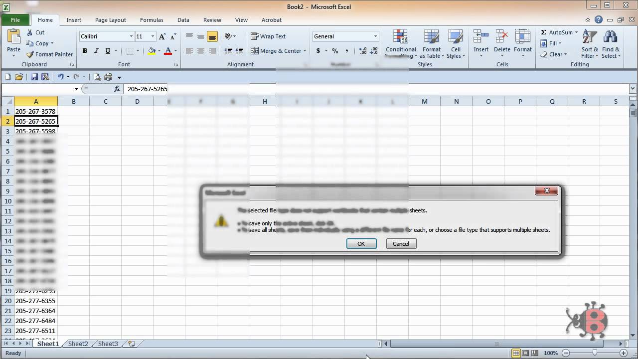 How to Convert Files from Excel to CSV or TAB Delimited Txt