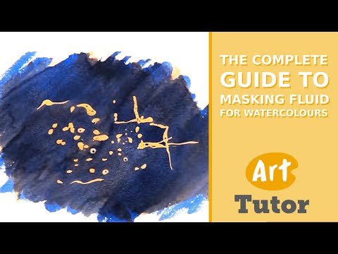 The Complete Guide to Masking Fluid for Watercolours