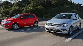 VW Gol e Voyage 2019 Automaticos: detalhes e especificações - www.car.blog.br