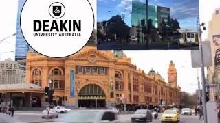 SECOND DAY OF SCHOOL AND VISITING DEAKIN UNIVERSITY MELBOURNE!!