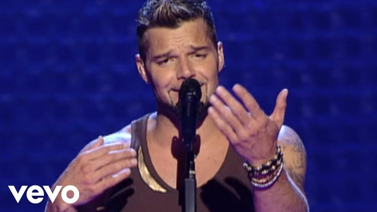 Download Ricky Martin - Tal Vez (Live Black & White Tour)