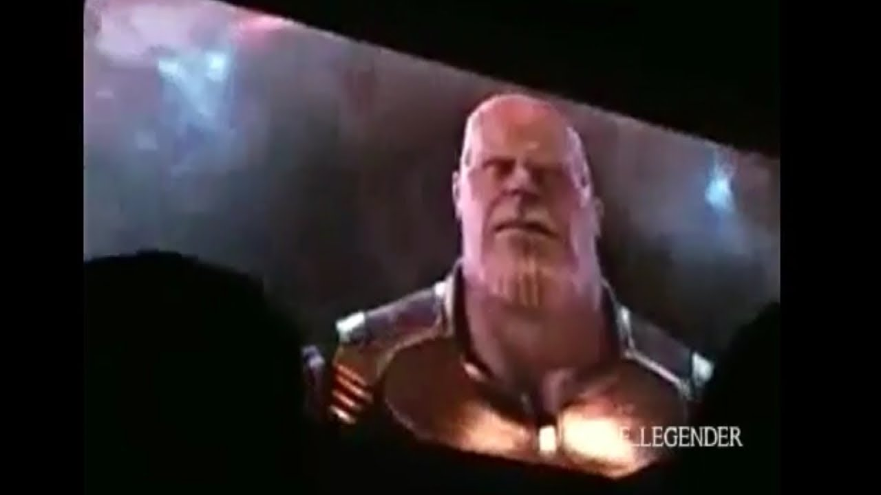 Avengers Infinity War D23 Trailer Description - YouTube