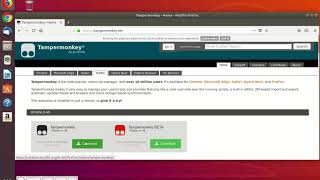 How to install Tampermonkey in Firefox