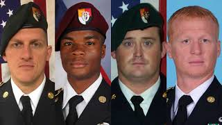 US Officials And Nigerien Soldier: Convoy Separated During Ambush In Niger  Politics