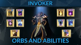 Invoker Ability Combos, Orbs and Tricks | Dota 2 Hero Guide for Invoker | Game-Leap.com