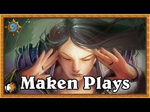 Hearthstone: Back To Rank 2 - Control Dragon Priest