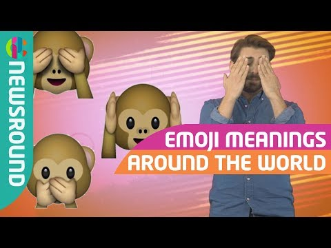Emoji meanings around the world | LearnEnglish Kids | British Council