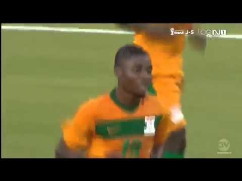 Japan vs Zambia 4 3 ~ Nathan Sinkala Fantastic Goal ~ 07 06 2014 HD