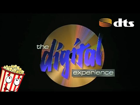 DTS 5.1 - The Digital Experience - Intro (HD 1080p)