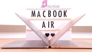 Test du MacBook Air 2018