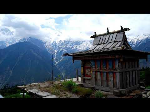 Tibetan Music   Himalayan Temple   Instrumental Asian Music