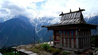 Tibetan Music | Himalayan Temple | Instrumental Asian Music