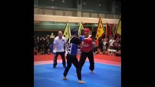 意拳實戰 2018武術擂台賽 Yiquan Combat