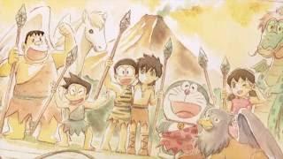 哆啦A夢新大雄的的日本誕生山崎まさよし - 空へ  飛向天空 NCED歌詞版