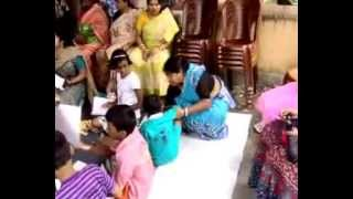 Drawing Competition During Durga Puja Festival Part 1