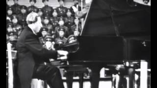 Lazar Berman plays Boris Alexandrov Fantasia - video 1965