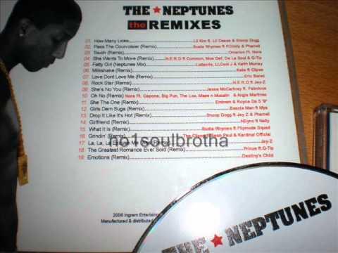 "Ludacris ft. LL Cool J & Keith Murray ""Fatty Girl"" (Neptunes Remix)"