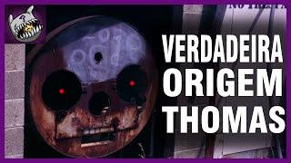 A VERDADEIRA HISTÓRIA DE THOMAS E SEUS AMIGOS [Creepypasta Thomas e seus amigos]