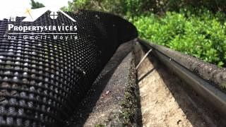 Gutter cleaning in Pymble