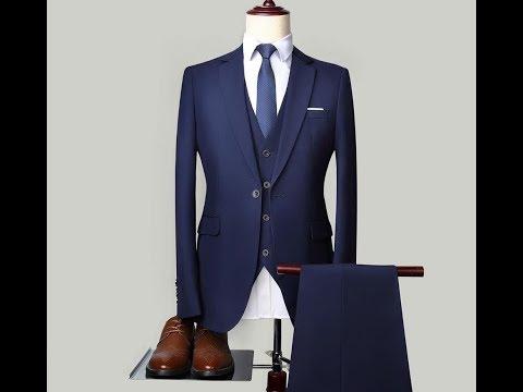 Dạy Cắt May Cơ Bản: Hướng Dẫn Cách Cắt áo Vest Nam| Cách Cắt áo Vest Nam,vest Nam,Hoàng Sơn Designer