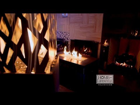 video:Elegant Fireside & Patio on Home and Lifestyle TV