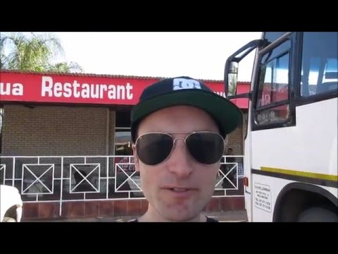 G Adventures Tour - Cape Town to Victoria Falls part 4 (Namibia)