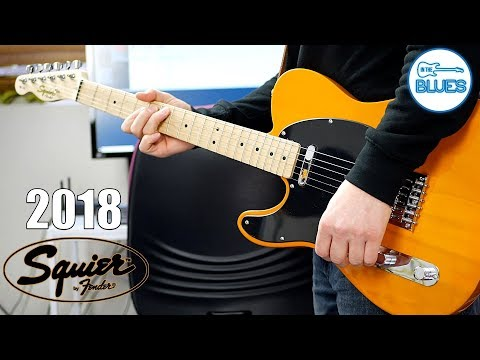 Is the New 2018 Squier Affinity Series Telecaster Any Good?