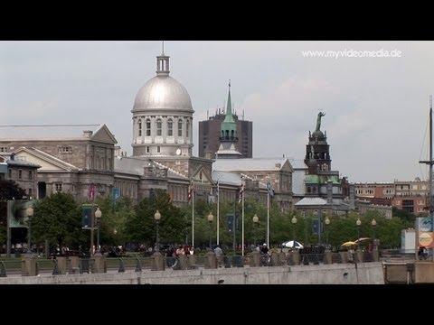 Montreal, Downtown and Vieux-Montreal - Canada HD Travel Channel