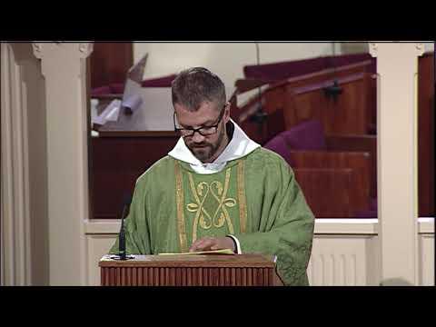 Daily Catholic Mass - 2018-10-09 - Fr. Paschal