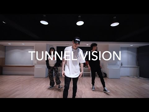 Tunnel Vision - JUSTIN TIMBERLAKE | Hwan From: Team A Choreography | THE CENTER & FRIENDS