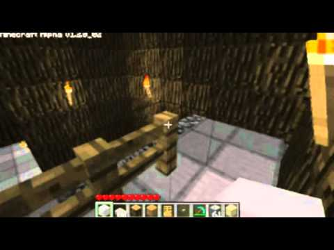 Minecraft Goldeneye Facility Remake