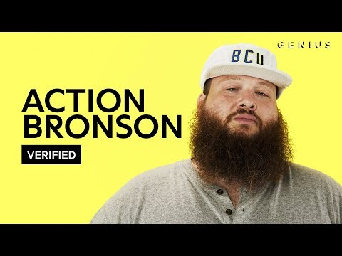 """Action Bronson """"The Chairman's Intent"""" Official Lyrics & Meaning   Verified"""