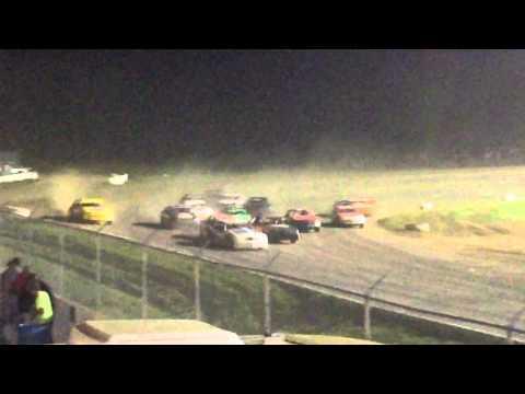34 raceway stock car 5-23-15 pt1