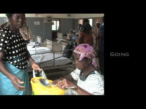 Eye Care Foundation Ghana - Into the Light