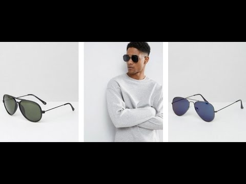 29fe6bf13 أحدث نظارات شمسية للرجال - YouTube