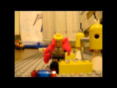 Lego Monster