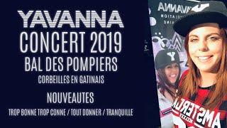 Yavanna - Live 2019 avec Dje Jerem