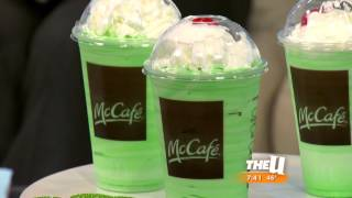 Fun Facts About McDonald's Shamrock Shakes