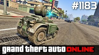 GTA 5 PC Online Po Polsku [#1183] Mini CZOŁG /z Bertbert