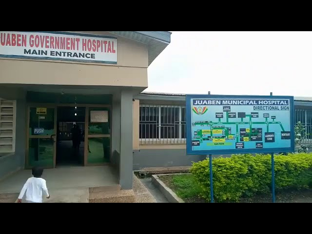 Drone medication: Juabeng Gov't Hosp receives first request in Ashanti Region