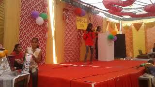 Adhi Adhi night tu mere nal sweet dance by new dance acadmy l.k.s