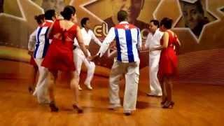 Casino dancing club en Olmeca T.V
