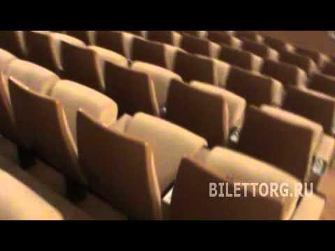 Концертный зал Космос, обзор