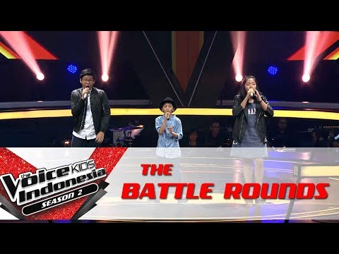 "Celine & Ikhlas & Samuel ""Hold My Hand"" 