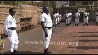 ziar des Commandos de la paix ou Kara Sécurité au Général KARA à so...