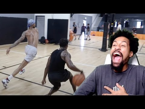 Flight You Should Retire From Hooping..Deestroying DEESTROYED YOU HAHA!! *1v1 Reaction*