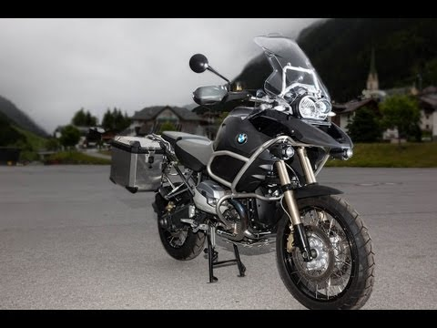 BMW R 1200 GS Adventure-Test in den Alpen
